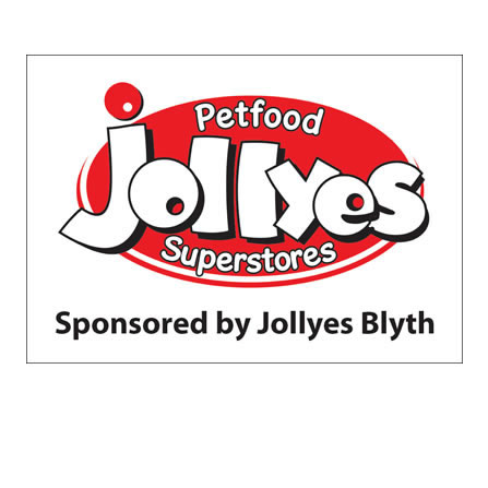 Jollyes petfood sign