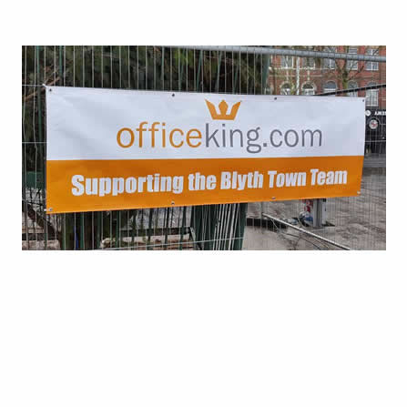 Office King banner